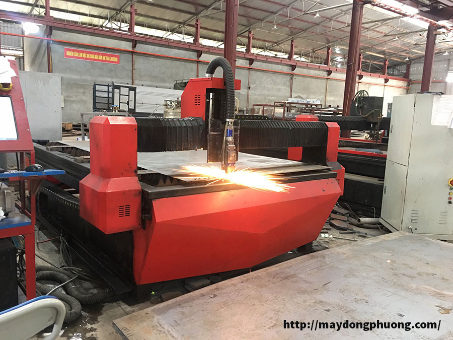 Máy cắt Laser Fiber chất lượng cao