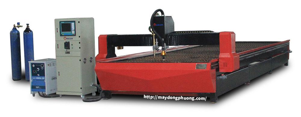 Máy cắt Plasma oxi-gas Đông Phương