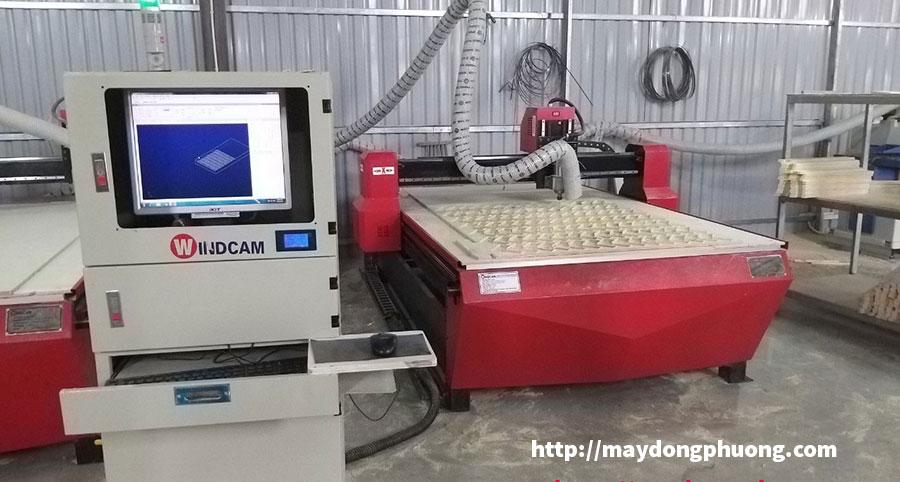 Máy cắt CNC quảng cáo 1 đầu