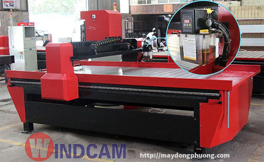 Bình bơm dầu tự động máy CNC