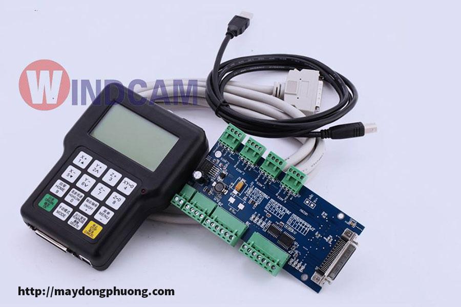 Bộ điều khiển cầm tay DSP 0511 chính hãng