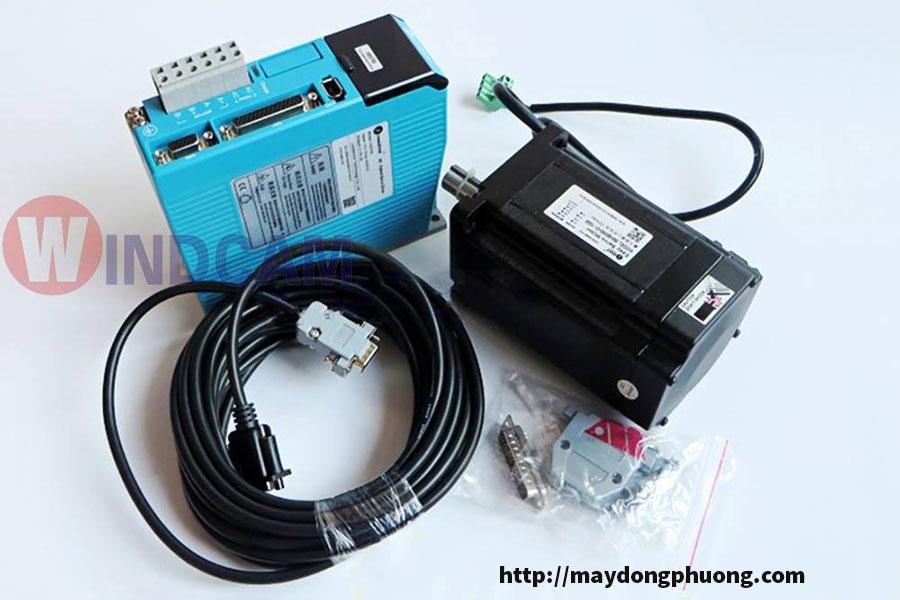 Hybrid servo 86HBM80-01-1000 và driver HBS758 giá rẻ