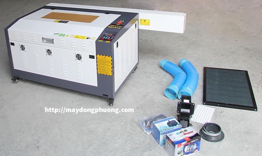 Máy cắt khắc laser 6040 Đông Phương