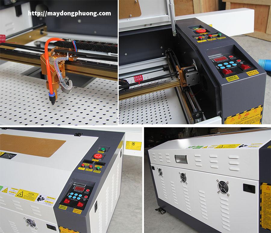 Máy cắt khắc laser 6040 giá rẻ Đông Phương