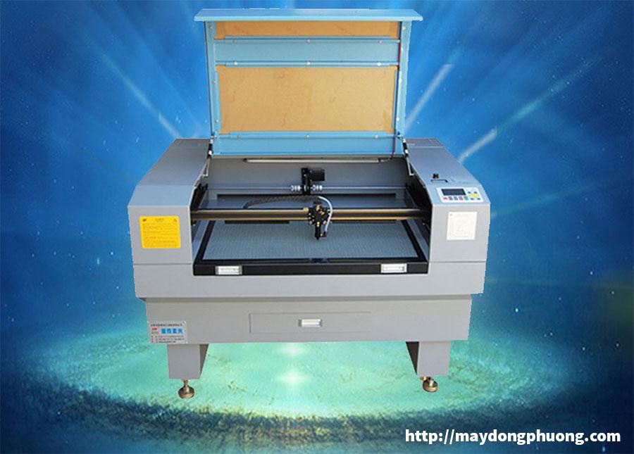 Máy cắt khắc laser 9060 giá rẻ