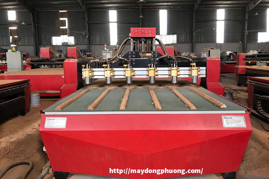 Máy CNC khắc gỗ giá rẻ
