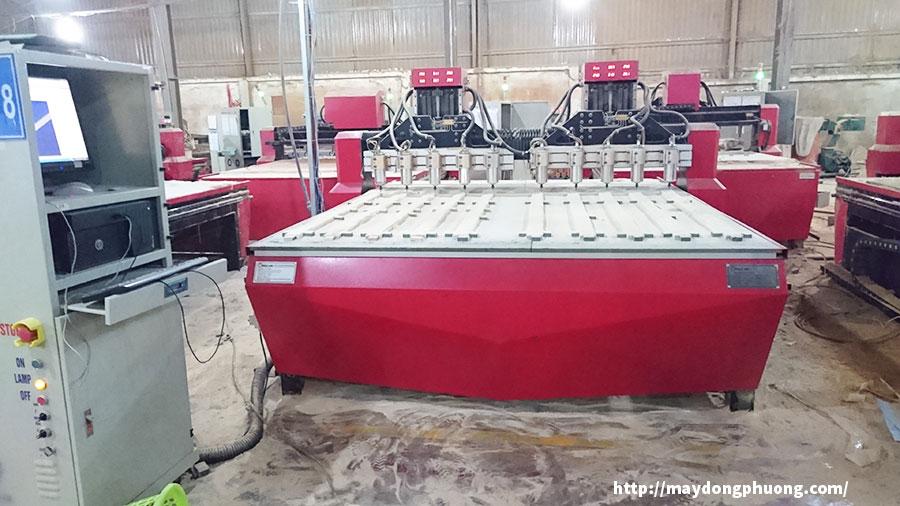 Máy đục vi tính CNC 2225-10-2Z