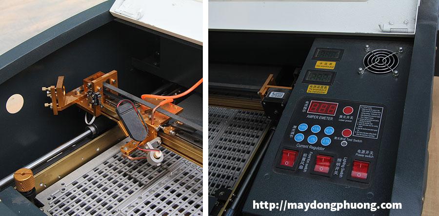 Máy khắc laser 3020 Đông Phương Hà Nội