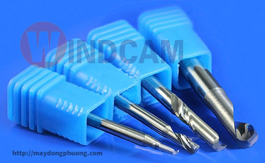 Mũi dao cắt nhôm CNC