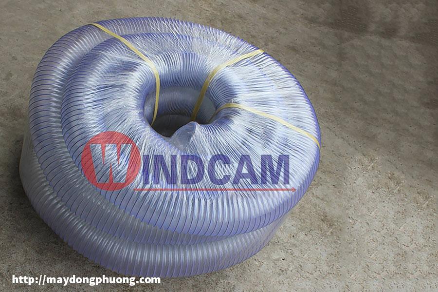 Ống hút bụi chân không máy CNC