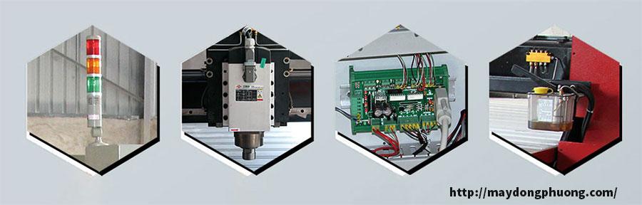 Tính năng máy cắt khắc CNC