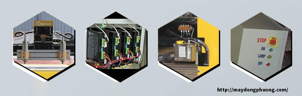 Tính năng máy CNC mini