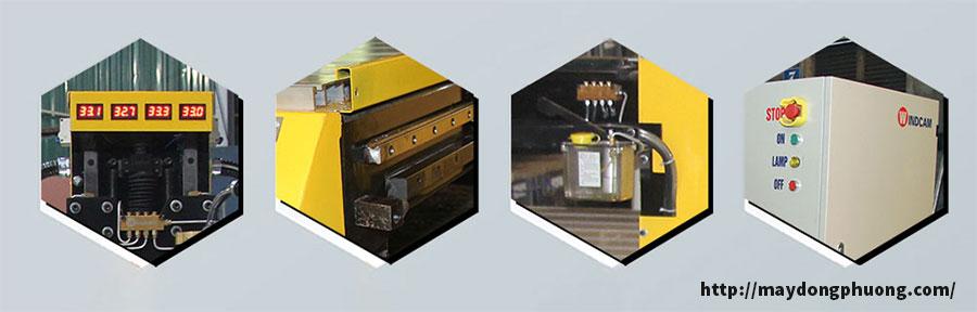 Tính năng máy khắc gỗ CNC mini