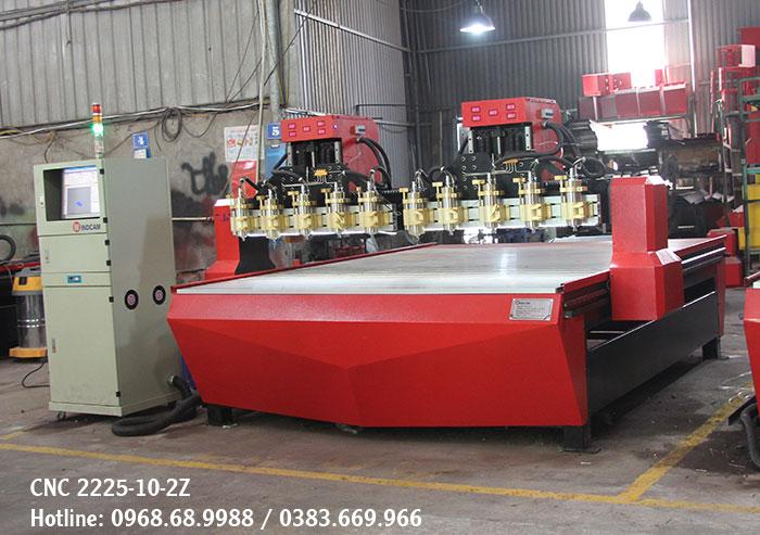 Máy CNC điêu khắc gỗ 2225-10-2Z