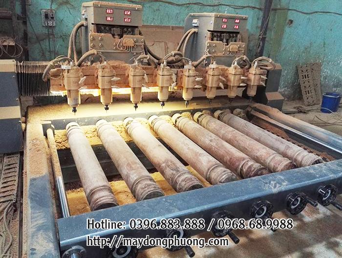 máy khắc gỗ cnc 4d