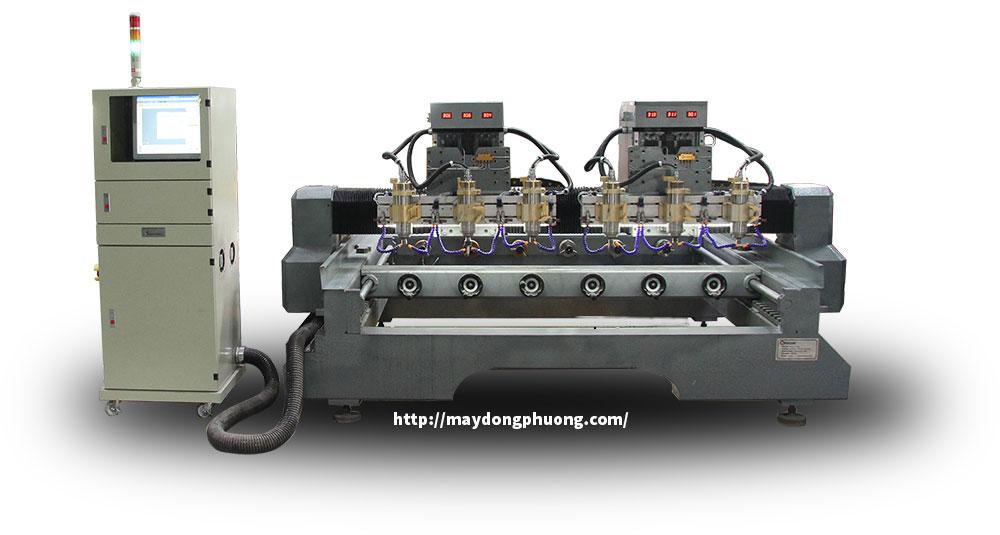 Máy đục tượng đá CNC Đông Phương