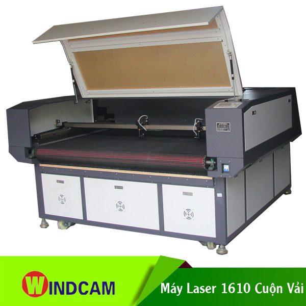 Máy laser cắt vải tự động