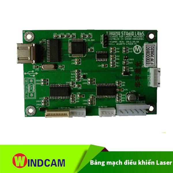 Bảng mạch điều khiển máy laser
