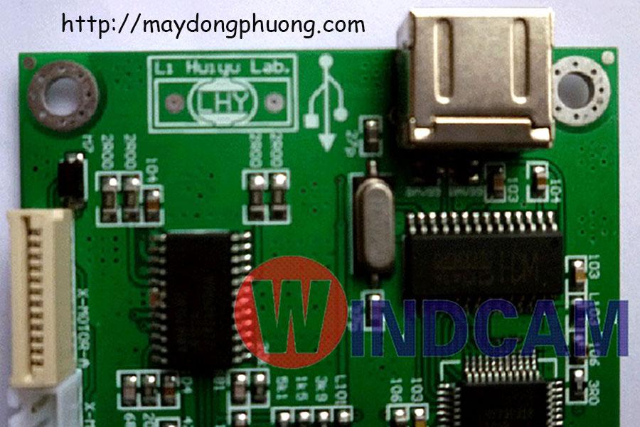 Bảng mạch điều khiển máy laser Đông Phương