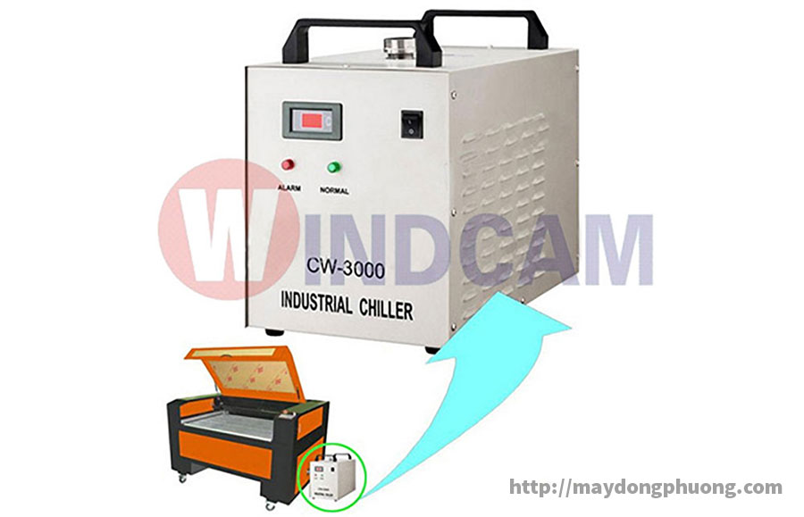 Chiller CW-3000 chiller CW-5000