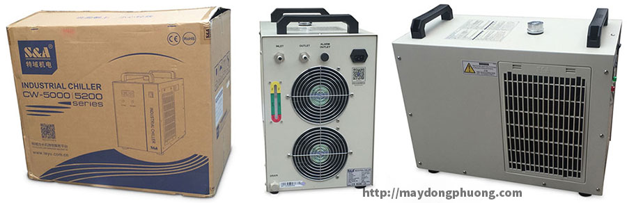 Chiller tản nhiệt 300W