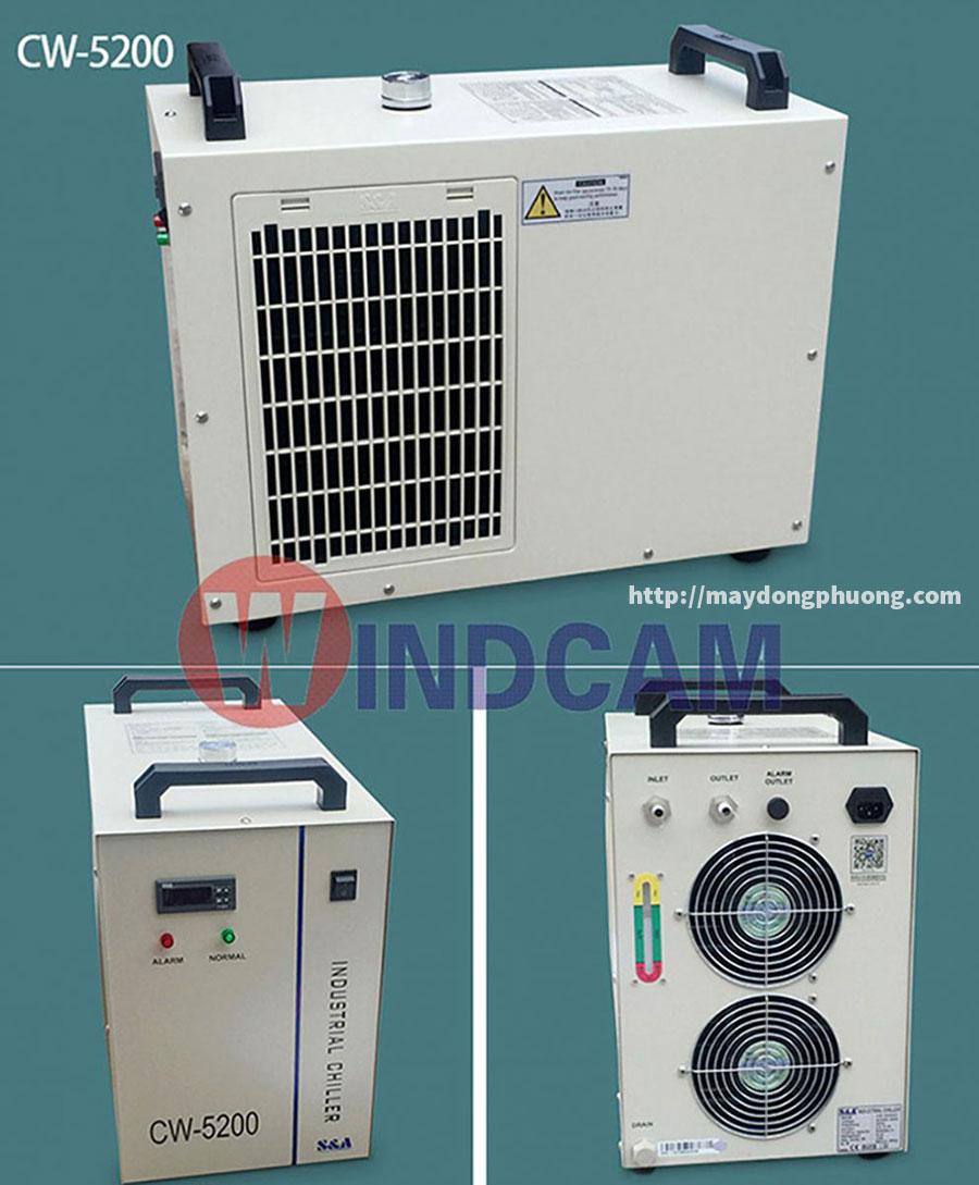 Chiller tản nhiệt 5200W