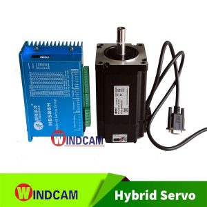 DC Hybrid Servo