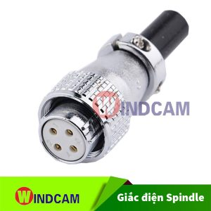 Giắc điện Spindle