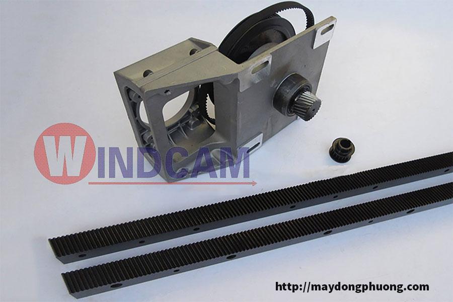 Hộp số máy CNC Đông Phương