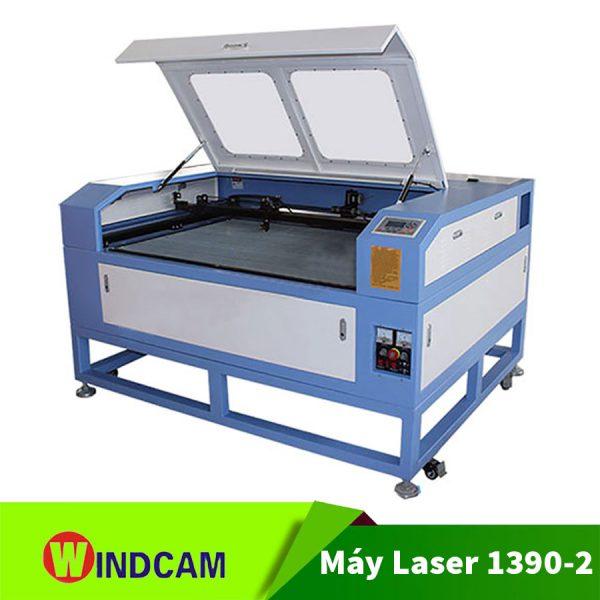 Máy cắt laser 2 đầu