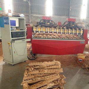 Máy CNC đục gỗ 12 mũi