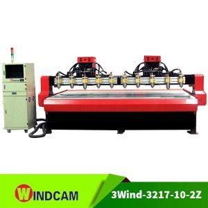 Máy CNC khắc gỗ 3d