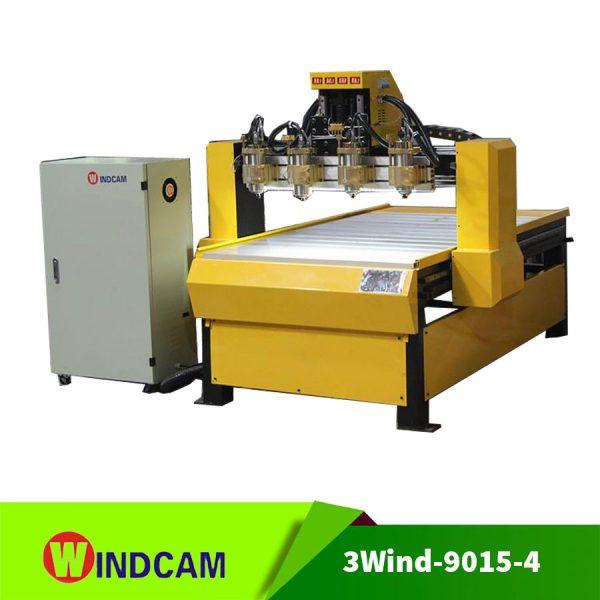 Máy khắc gỗ CNC mini