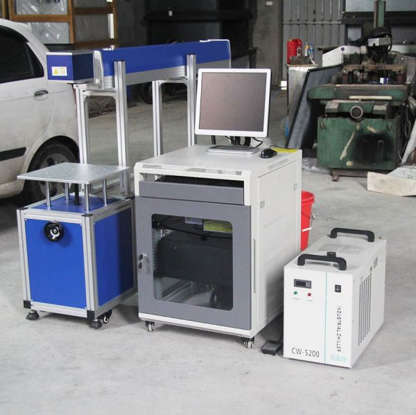 Máy Laser CO2 khắc nhãn giá rẻ