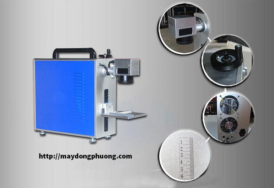 Máy laser kim loại mini giá rẻ