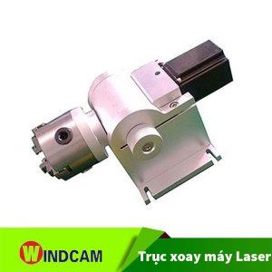 Trục xoay máy Laser