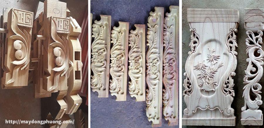 Ứng dụng máy khắc gỗ CNC mini