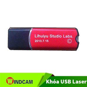 usb khóa phần mềm máy laser