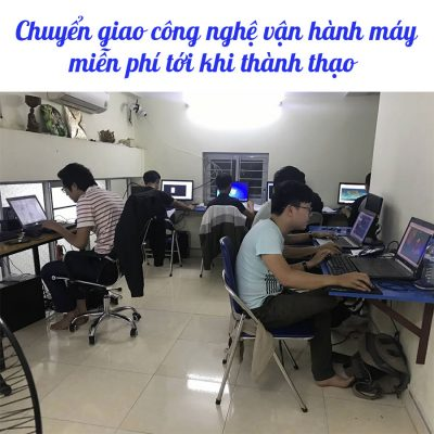 Chuyển giao công nghệ máy CNC Đông Phương