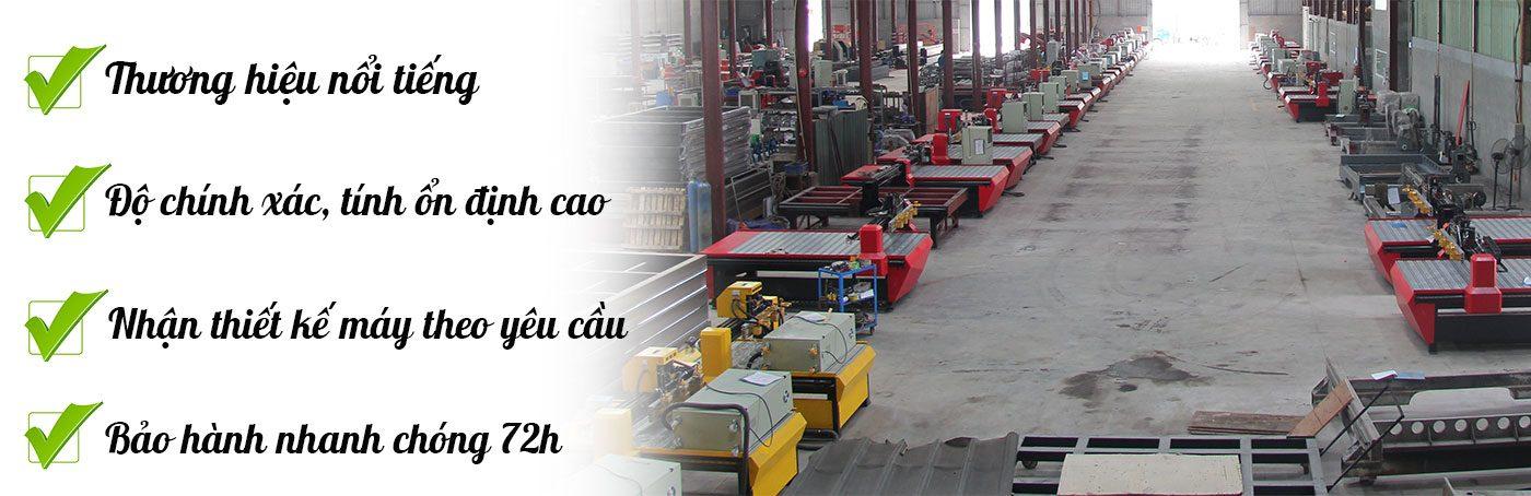 Máy CNC Đông Phương