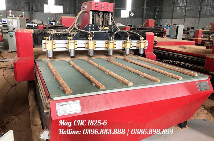 Máy CNC đục gỗ vi tính 1825-6