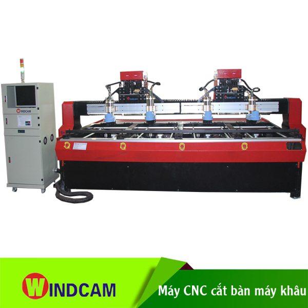 Máy CNC cắt bàn máy khâu