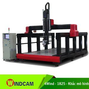 Máy CNC khắc mô hình