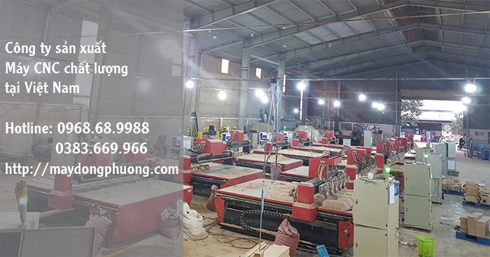 máy chạm gỗ CNC Đông Phương