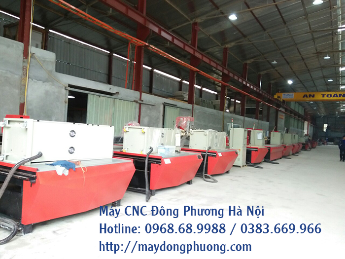 Máy CNC gỗ Đông Phương