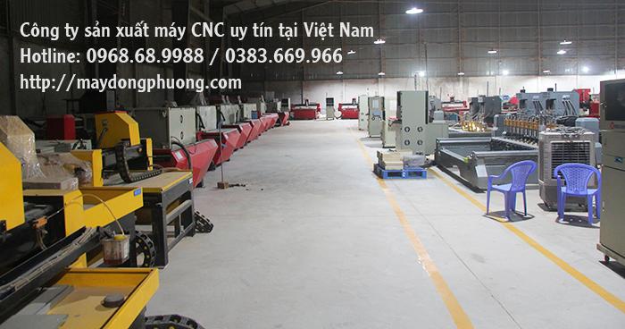 máy cnc việt nam Đông Phương Hà Nội