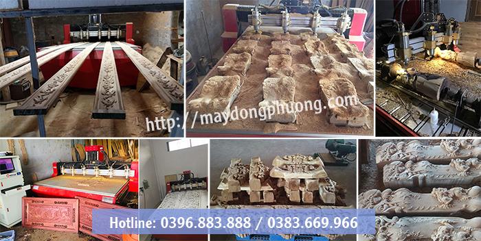 máy CNC Đông Phương chất lượng cao