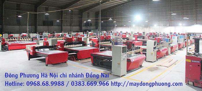 máy cnc gỗ Đông Phương chi nhánh Đồng Nai
