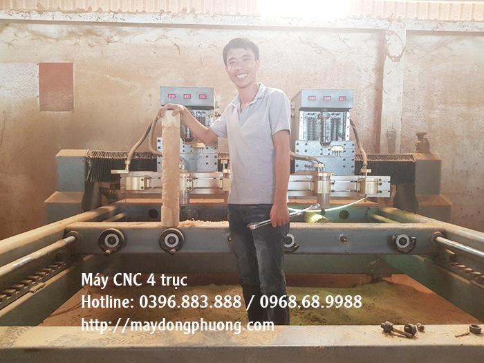 máy cnc khắc gỗ 4d