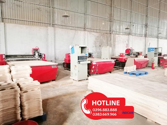 máy cắt gỗ công nghiệp
